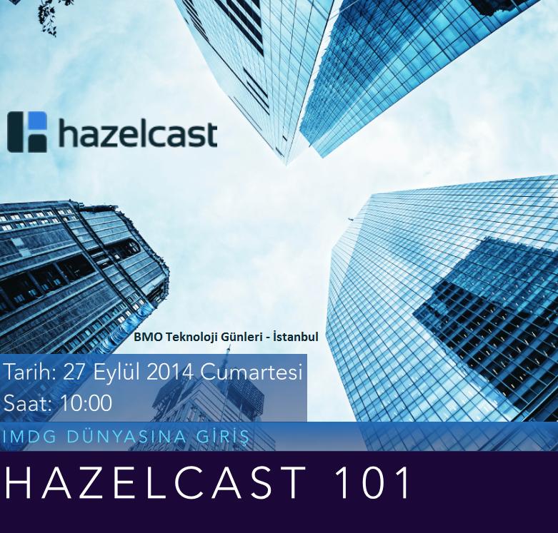 Hazelcast 101_Afis